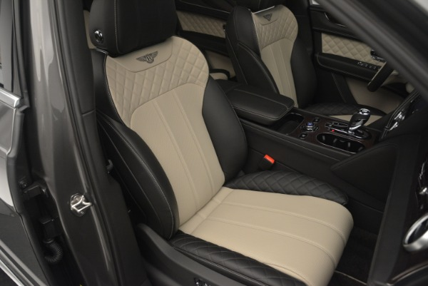 Used 2018 Bentley Bentayga W12 Activity for sale $154,900 at Bentley Greenwich in Greenwich CT 06830 24