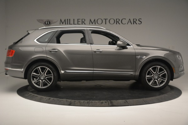 Used 2018 Bentley Bentayga Activity Edition for sale $154,900 at Bentley Greenwich in Greenwich CT 06830 9