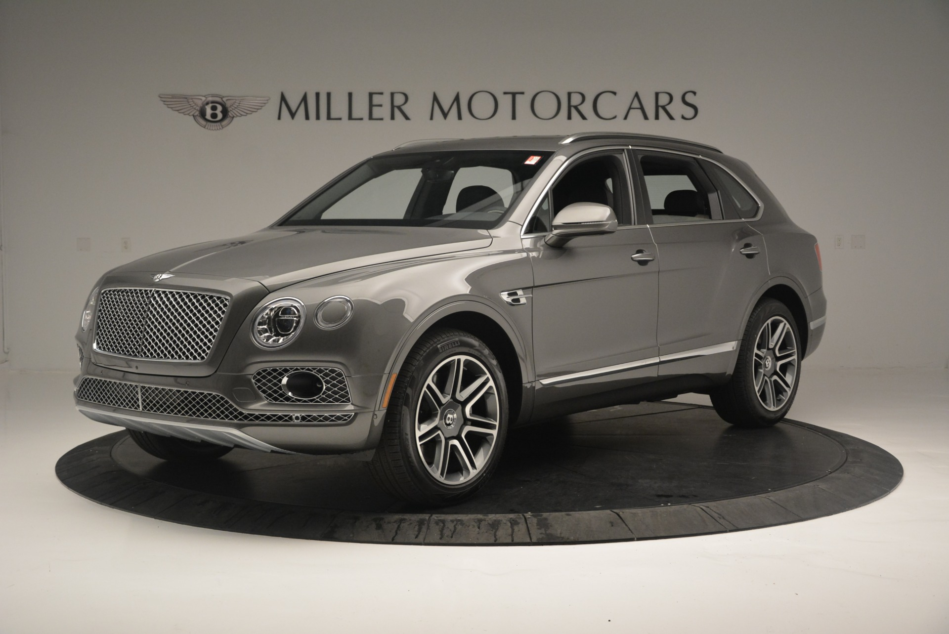 Used 2018 Bentley Bentayga W12 Activity for sale $154,900 at Bentley Greenwich in Greenwich CT 06830 1