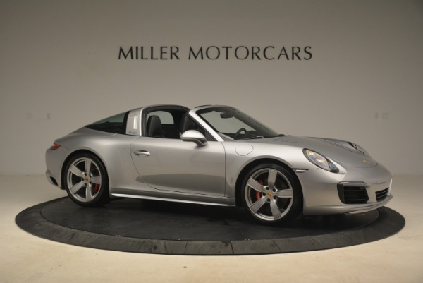 Used 2017 Porsche 911 Targa 4S for sale Sold at Bentley Greenwich in Greenwich CT 06830 10