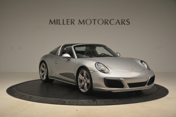 Used 2017 Porsche 911 Targa 4S for sale Sold at Bentley Greenwich in Greenwich CT 06830 11