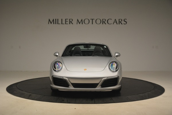 Used 2017 Porsche 911 Targa 4S for sale Sold at Bentley Greenwich in Greenwich CT 06830 12