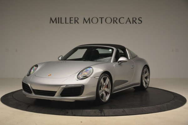 Used 2017 Porsche 911 Targa 4S for sale Sold at Bentley Greenwich in Greenwich CT 06830 13