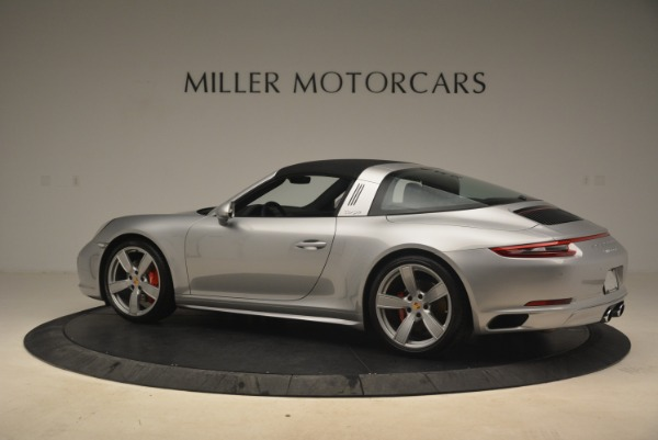 Used 2017 Porsche 911 Targa 4S for sale Sold at Bentley Greenwich in Greenwich CT 06830 16