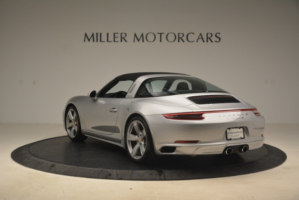Used 2017 Porsche 911 Targa 4S for sale Sold at Bentley Greenwich in Greenwich CT 06830 17