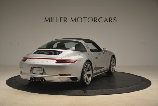 Used 2017 Porsche 911 Targa 4S for sale Sold at Bentley Greenwich in Greenwich CT 06830 19