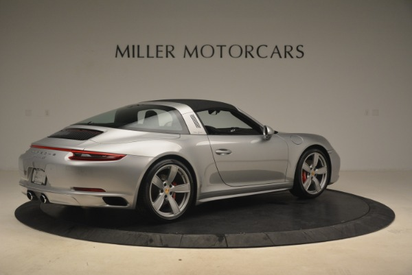 Used 2017 Porsche 911 Targa 4S for sale Sold at Bentley Greenwich in Greenwich CT 06830 20
