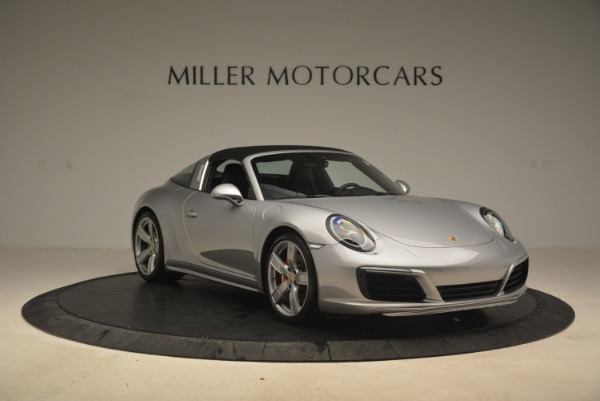 Used 2017 Porsche 911 Targa 4S for sale Sold at Bentley Greenwich in Greenwich CT 06830 23