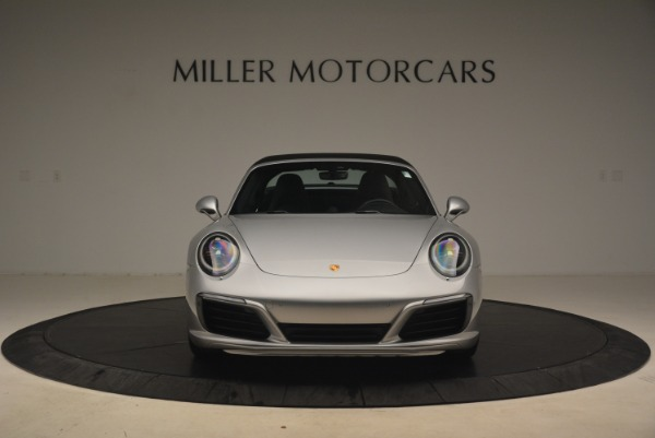 Used 2017 Porsche 911 Targa 4S for sale Sold at Bentley Greenwich in Greenwich CT 06830 24