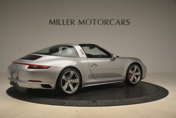 Used 2017 Porsche 911 Targa 4S for sale Sold at Bentley Greenwich in Greenwich CT 06830 8