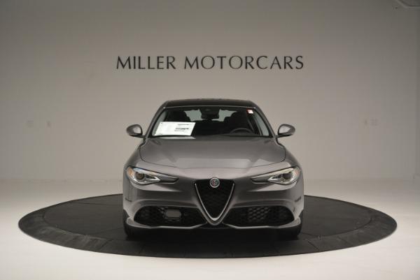 New 2018 Alfa Romeo Giulia Ti Sport Q4 for sale Sold at Bentley Greenwich in Greenwich CT 06830 12