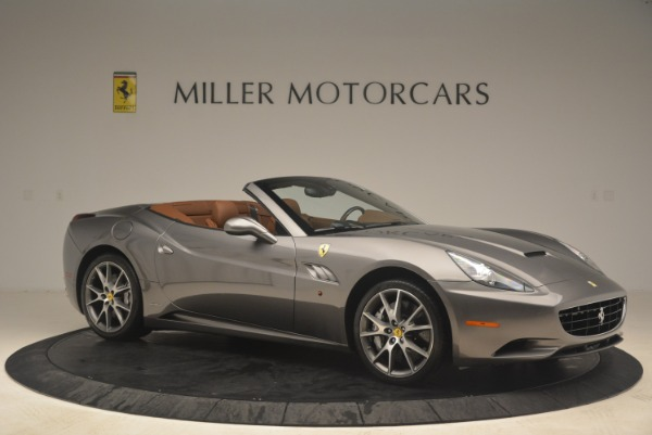 Used 2012 Ferrari California for sale Sold at Bentley Greenwich in Greenwich CT 06830 10
