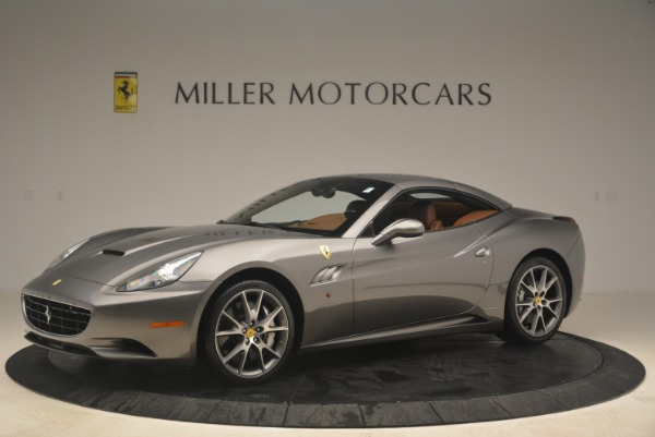 Used 2012 Ferrari California for sale Sold at Bentley Greenwich in Greenwich CT 06830 14