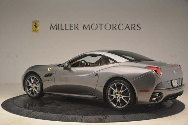 Used 2012 Ferrari California for sale Sold at Bentley Greenwich in Greenwich CT 06830 16