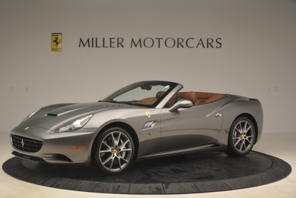 Used 2012 Ferrari California for sale Sold at Bentley Greenwich in Greenwich CT 06830 2