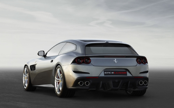 New 2020 Ferrari GTC4LUSSO for sale Call for price at Bentley Greenwich in Greenwich CT 06830 2