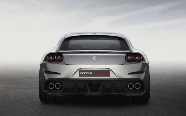 New 2020 Ferrari GTC4LUSSO for sale Call for price at Bentley Greenwich in Greenwich CT 06830 3