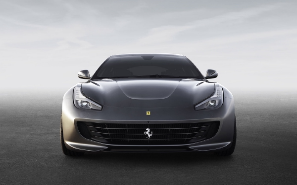 New 2020 Ferrari GTC4LUSSO for sale Call for price at Bentley Greenwich in Greenwich CT 06830 5