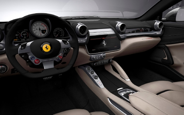 New 2020 Ferrari GTC4LUSSO for sale Sold at Bentley Greenwich in Greenwich CT 06830 9