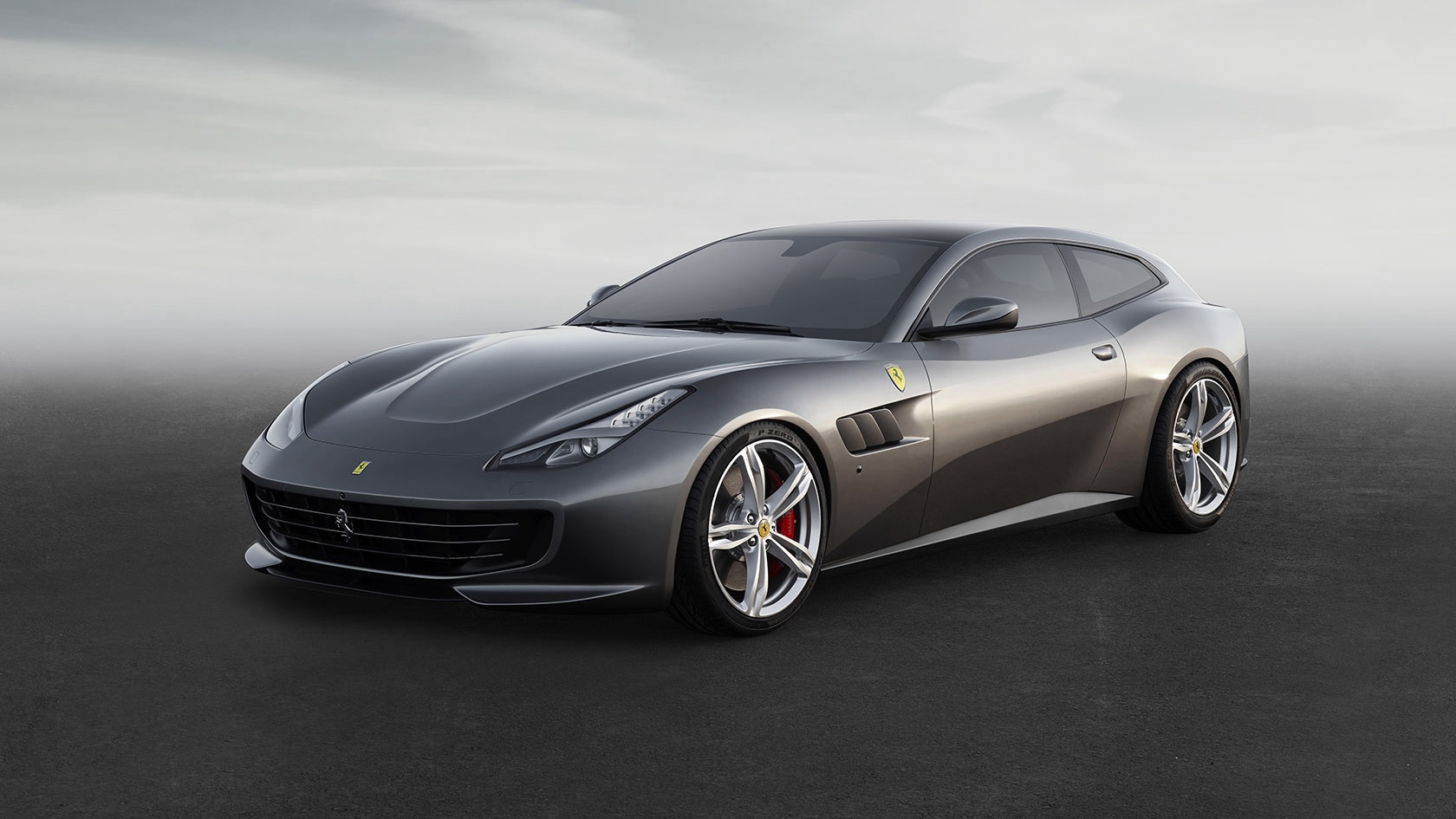 New 2020 Ferrari GTC4LUSSO for sale Sold at Bentley Greenwich in Greenwich CT 06830 1