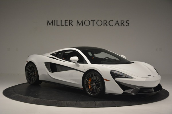 Used 2018 McLaren 570S Track Pack for sale Sold at Bentley Greenwich in Greenwich CT 06830 10