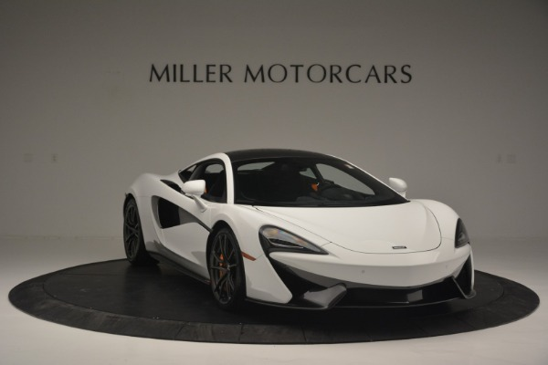 Used 2018 McLaren 570S Track Pack for sale Sold at Bentley Greenwich in Greenwich CT 06830 11