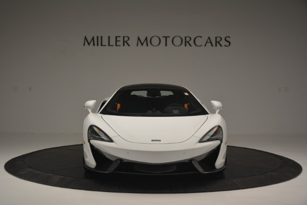 Used 2018 McLaren 570S Track Pack for sale Sold at Bentley Greenwich in Greenwich CT 06830 12