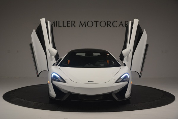 Used 2018 McLaren 570S Track Pack for sale Sold at Bentley Greenwich in Greenwich CT 06830 13