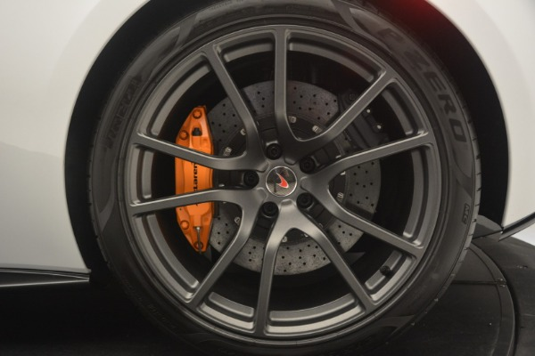 Used 2018 McLaren 570S Track Pack for sale Sold at Bentley Greenwich in Greenwich CT 06830 16