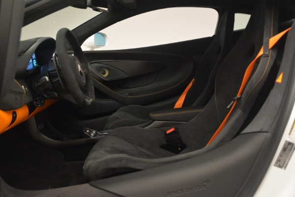 Used 2018 McLaren 570S Track Pack for sale Sold at Bentley Greenwich in Greenwich CT 06830 18