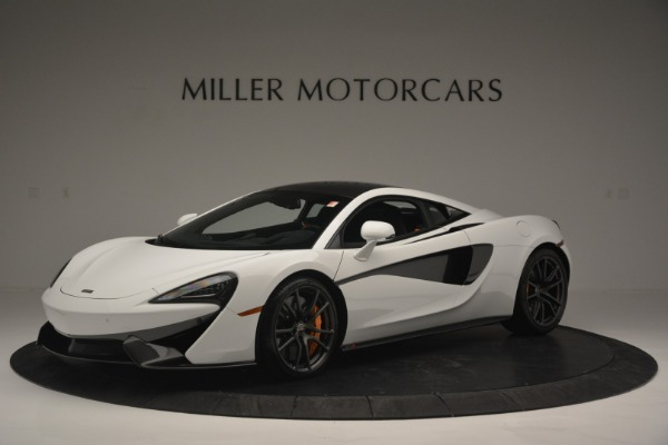 Used 2018 McLaren 570S Track Pack for sale Sold at Bentley Greenwich in Greenwich CT 06830 2