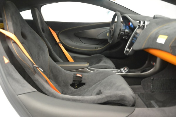 Used 2018 McLaren 570S Track Pack for sale Sold at Bentley Greenwich in Greenwich CT 06830 21