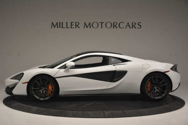 Used 2018 McLaren 570S Track Pack for sale Sold at Bentley Greenwich in Greenwich CT 06830 3
