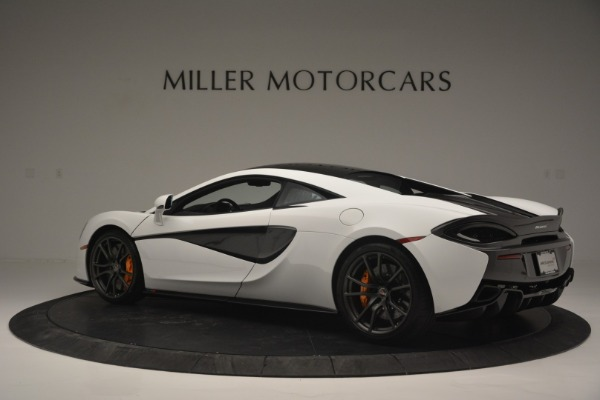 Used 2018 McLaren 570S Track Pack for sale Sold at Bentley Greenwich in Greenwich CT 06830 4