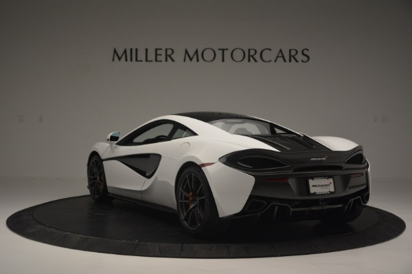 Used 2018 McLaren 570S Track Pack for sale Sold at Bentley Greenwich in Greenwich CT 06830 5