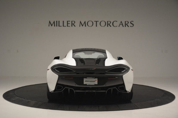 Used 2018 McLaren 570S Track Pack for sale Sold at Bentley Greenwich in Greenwich CT 06830 6