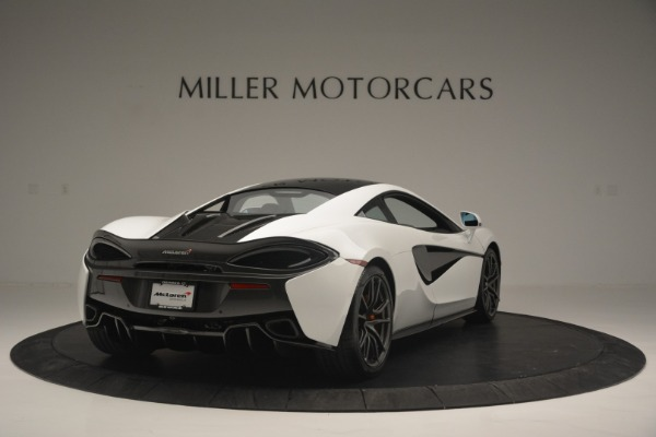 Used 2018 McLaren 570S Track Pack for sale Sold at Bentley Greenwich in Greenwich CT 06830 7