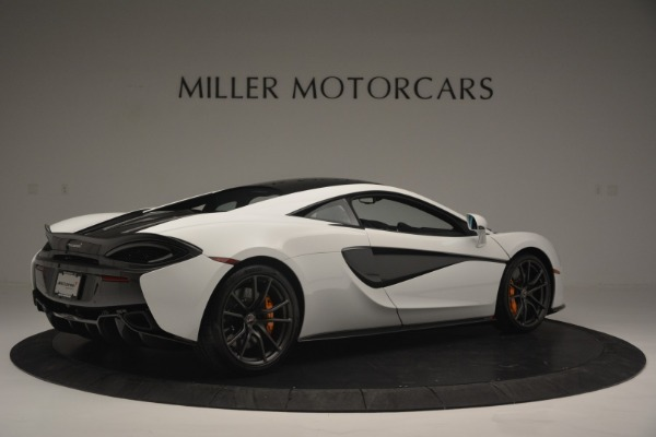 Used 2018 McLaren 570S Track Pack for sale Sold at Bentley Greenwich in Greenwich CT 06830 8