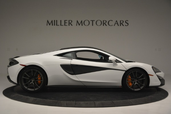 Used 2018 McLaren 570S Track Pack for sale Sold at Bentley Greenwich in Greenwich CT 06830 9