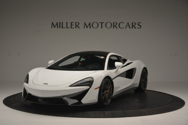 Used 2018 McLaren 570S Track Pack for sale Sold at Bentley Greenwich in Greenwich CT 06830 1