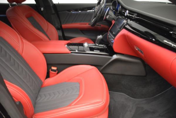 New 2018 Maserati Quattroporte S Q4 GranLusso for sale Sold at Bentley Greenwich in Greenwich CT 06830 21