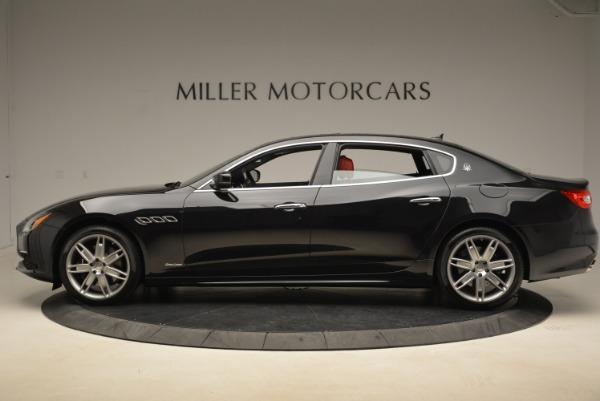 New 2018 Maserati Quattroporte S Q4 GranLusso for sale Sold at Bentley Greenwich in Greenwich CT 06830 3