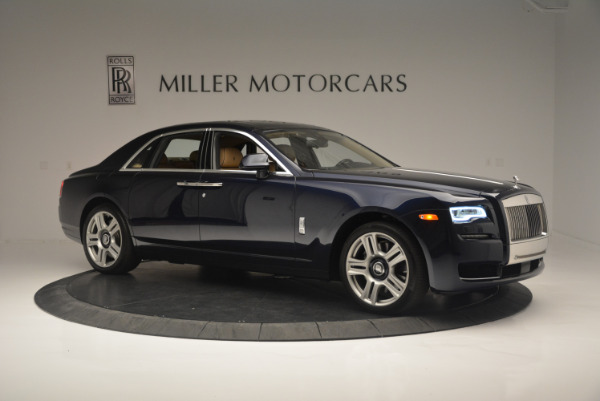 Used 2015 Rolls-Royce Ghost for sale Sold at Bentley Greenwich in Greenwich CT 06830 10