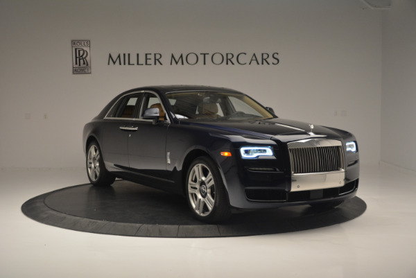 Used 2015 Rolls-Royce Ghost for sale Sold at Bentley Greenwich in Greenwich CT 06830 11