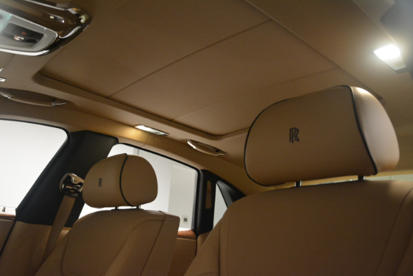Used 2015 Rolls-Royce Ghost for sale Sold at Bentley Greenwich in Greenwich CT 06830 19