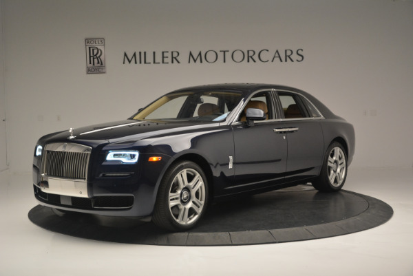 Used 2015 Rolls-Royce Ghost for sale Sold at Bentley Greenwich in Greenwich CT 06830 2