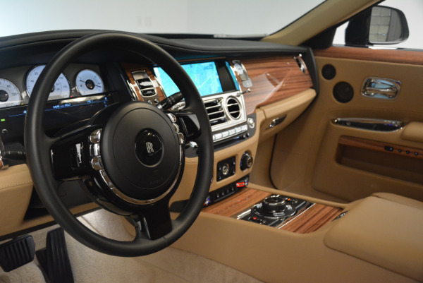 Used 2015 Rolls-Royce Ghost for sale Sold at Bentley Greenwich in Greenwich CT 06830 20