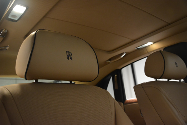 Used 2015 Rolls-Royce Ghost for sale Sold at Bentley Greenwich in Greenwich CT 06830 25