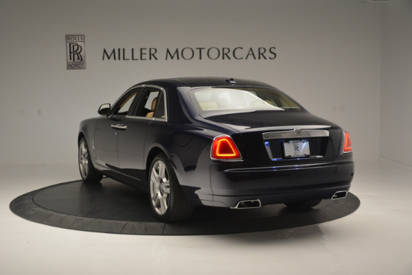 Used 2015 Rolls-Royce Ghost for sale Sold at Bentley Greenwich in Greenwich CT 06830 5