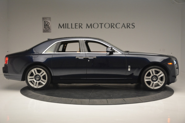 Used 2015 Rolls-Royce Ghost for sale Sold at Bentley Greenwich in Greenwich CT 06830 9